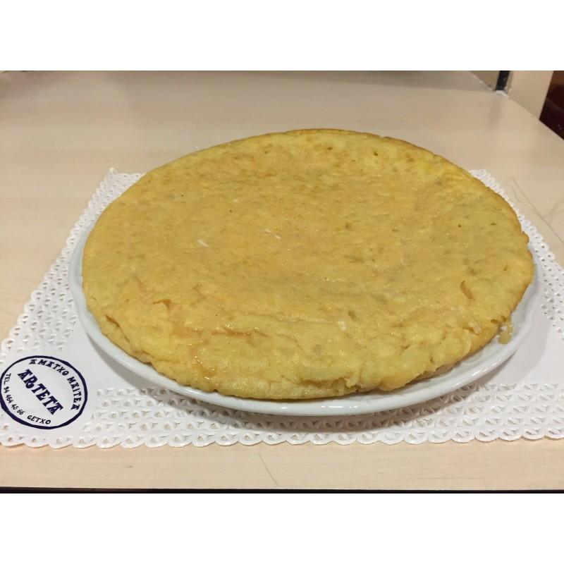 tortilla de patata 1 kgr