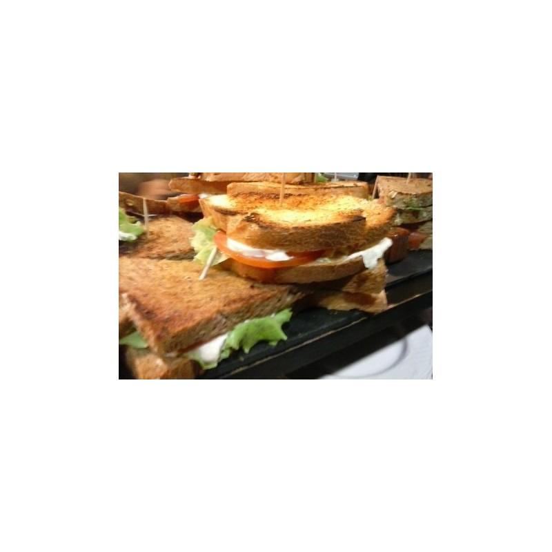 SANDWICH VEGETAL tostado